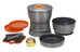 Esbit Set de cocina-Alcohol - Hornillos de camping - gris/blanco